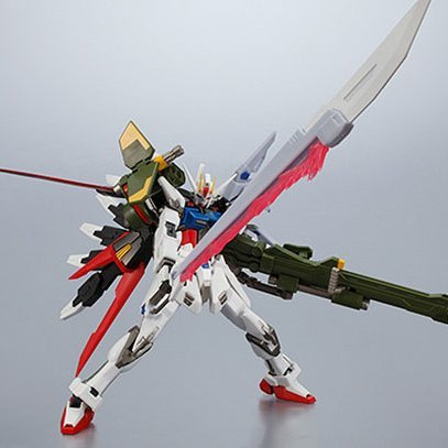 Robot Tamashii SIDE MS Perfect Strike Gundam