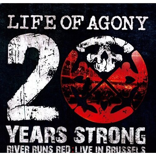 20 Years Strong/River Runs Red/Live