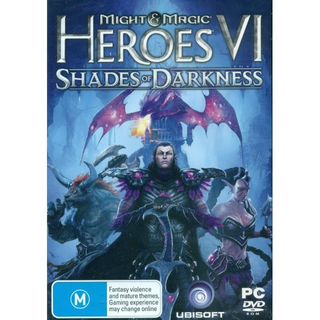 Might & Magic Heroes 6: Shades of Darkness (DVD-ROM)