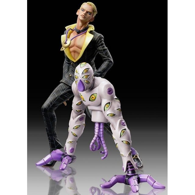 Statue Legend JoJo's Bizarre Adventure Part 5 Non Scale Pre-Painted PVC Figure: Proscutto & The Geateful Dead