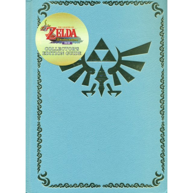 The Legend of Zelda: The Wind Waker HD Collector's Edition Official Game Guide