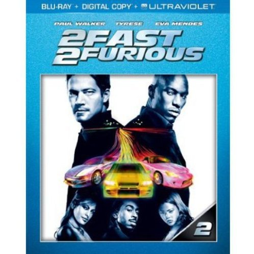 2 Fast 2 Furious [Blu-ray+Digital Copy+Ultraviolet]