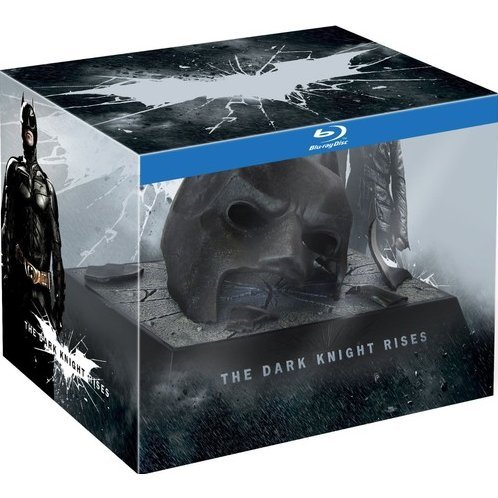 Dark Knight Rises: Limited Edition Broken Bat Cowl