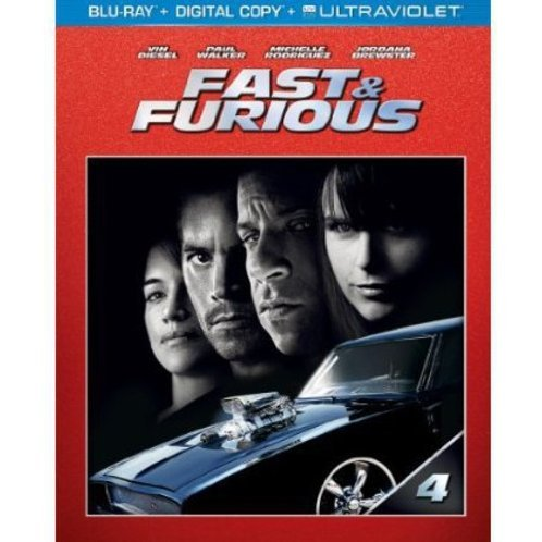 Fast & Furious [Blu-ray+UV Digital Copy]