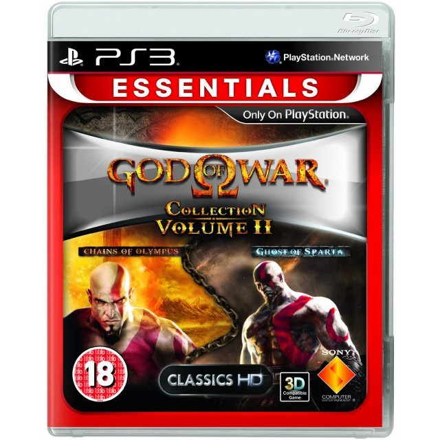 God of War Collection Volume II (Essentials)