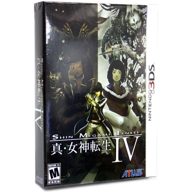 Shin Megami Tensei IV (Limited Edition Box Set)