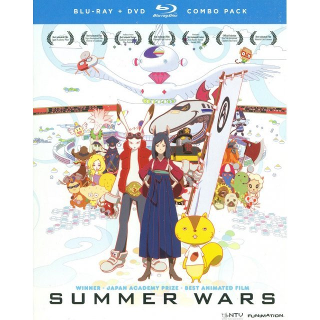 Summer Wars [Blu-ray+DVD]