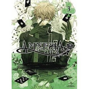Amnesia Vol.3 [Limited Edition]