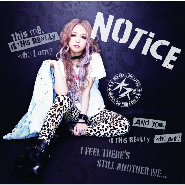 Notice [CD+DVD]
