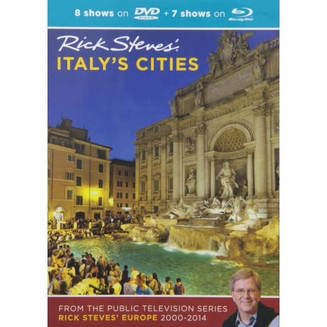 Rick Steves: Italy's Cities 2000-2014