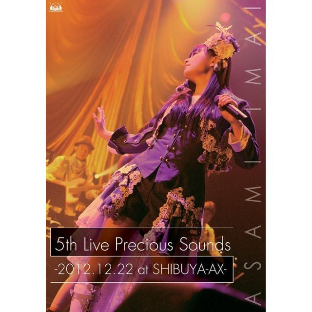 5th Live Precious Sounds - 2012.12.22 At Shibuya-ax