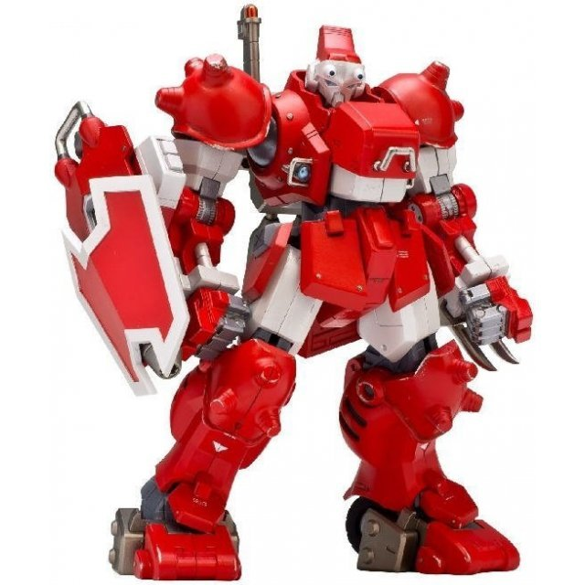 Riobot Cyberbots: Full Metal Madness Non Scale Pre-Painted PVC Figure: Riobot Blodia