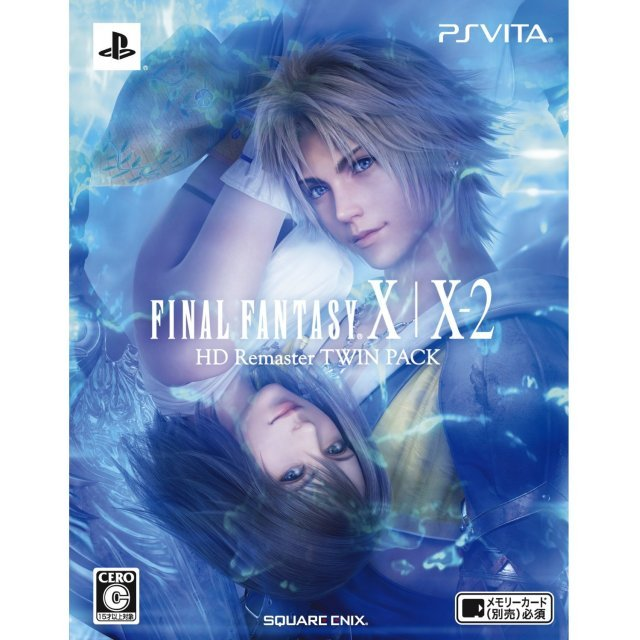 Final Fantasy X / X-2 HD Remaster Twin Pack