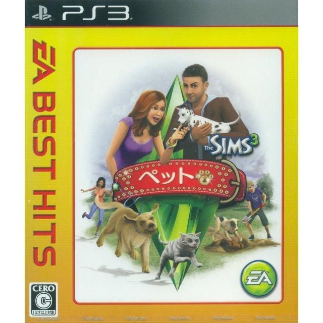 The Sims 3: Pets (EA Best Hits)