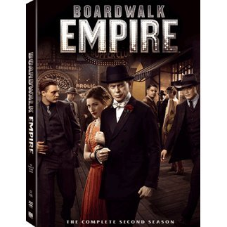 Boardwalk Empire: Season 2 [5DVD]