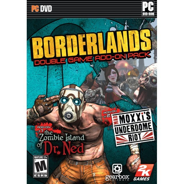 Borderlands: Double Game Add-On Pack (DVD-ROM)