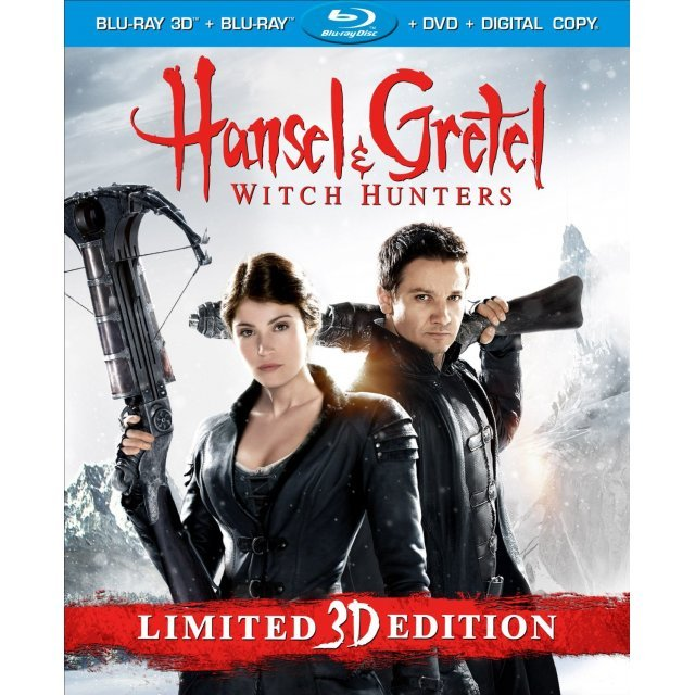Hansel and Gretel: Witch Hunters 3D [Limited Edition]