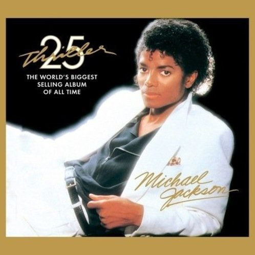 Thriller-25th Anniversary Edition