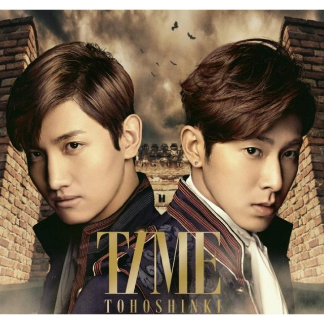 Time [CD+DVD Version A]