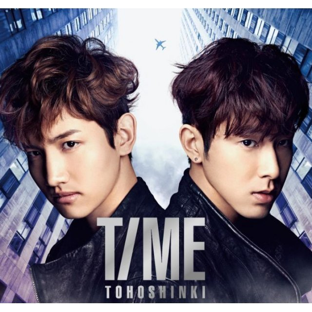 Time [CD+DVD Version B]