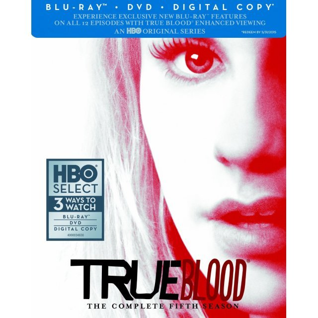 True Blood: The Complete Fifth Season [Blu-ray+DVD+Digital Copy]