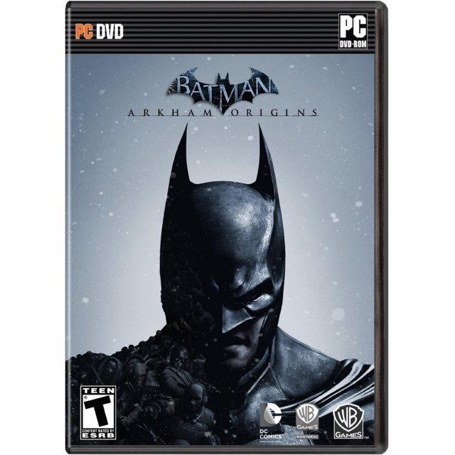 Batman: Arkham Origins (DVD-ROM)