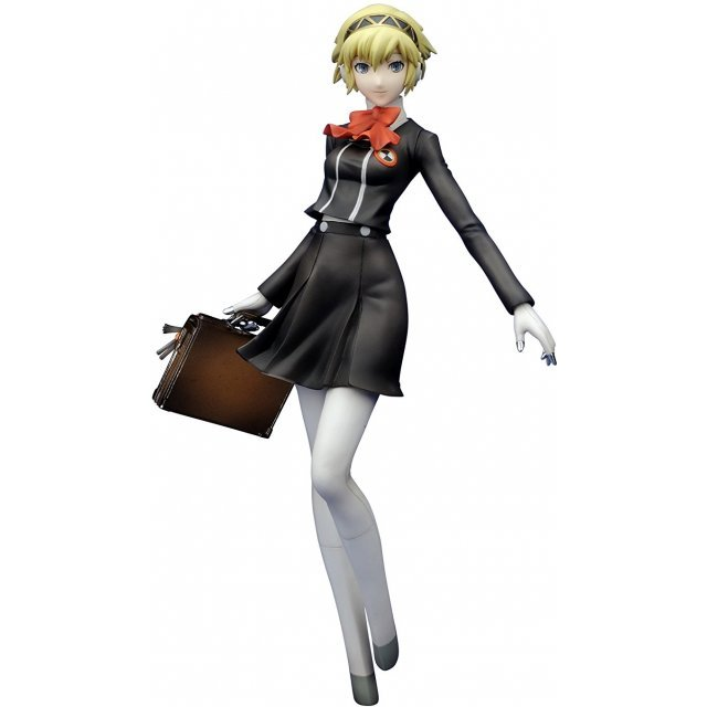 Persona 3 Portable 1/8 Pre-Painted PVC Figure: Aegis School Uniform Ver.