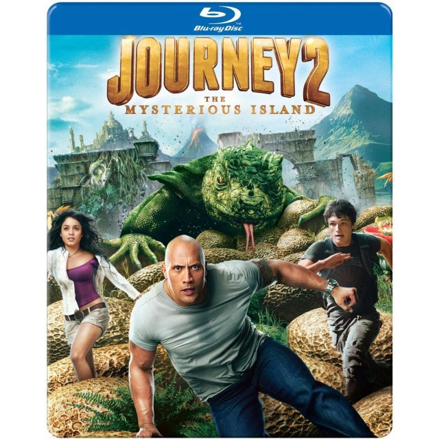 Journey 2: Mysterious Island [SteelBook]