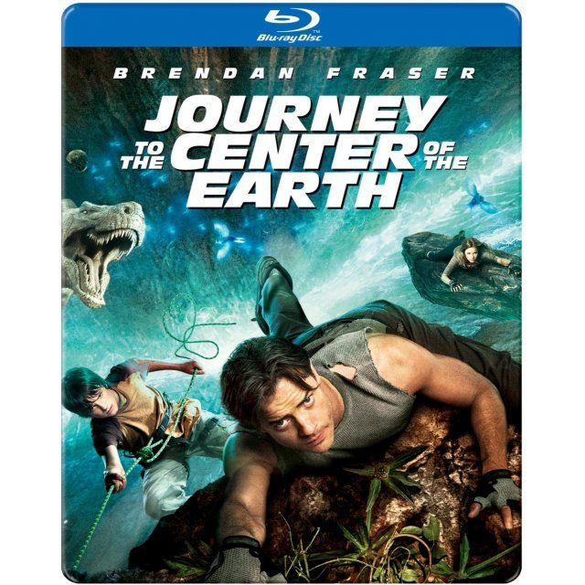 Journey to the Center of the Earth [SteelBook]