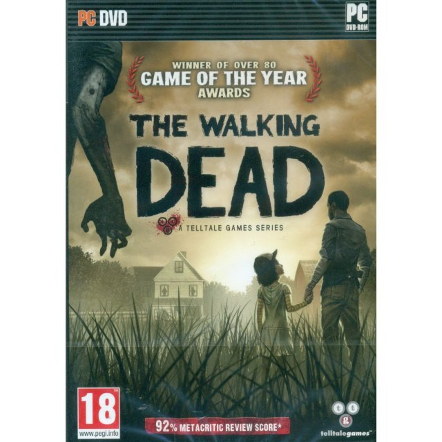 The Walking Dead - A TellTale Games Series (DVD-ROM)