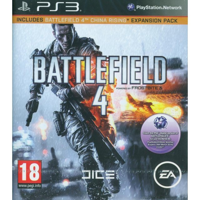 Battlefield 4 (w/ China Rising DLC)