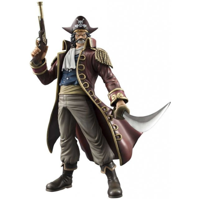 Excellent Model One Piece Portraits of Pirates 1/8 Scale NEO-EX Pre-Painted Figure: Gol D Roger
