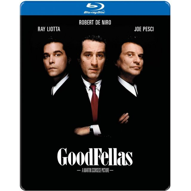 Goodfellas [SteelBook]