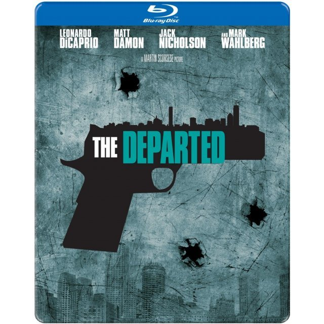 The Departed [SteelBook]