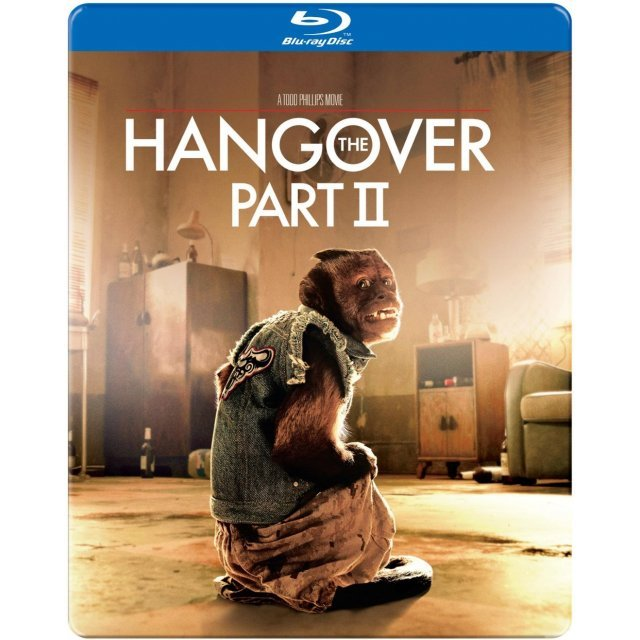 The Hangover Part II [SteelBook]