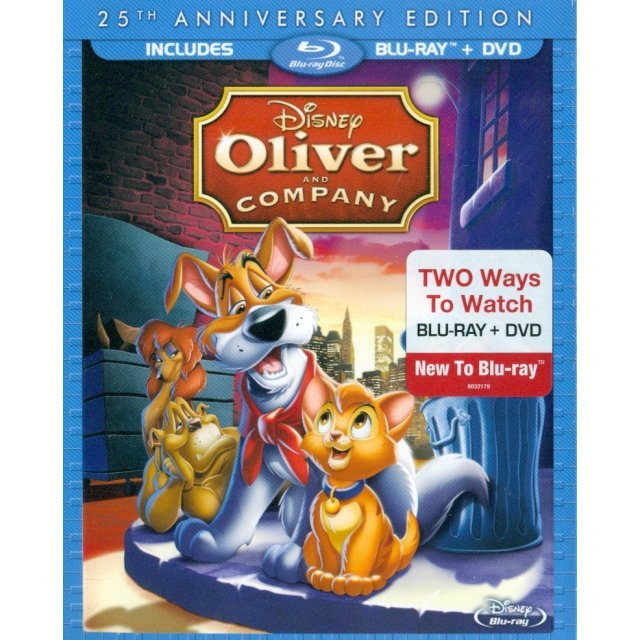 Oliver and Company: 25th Anniversary Edition