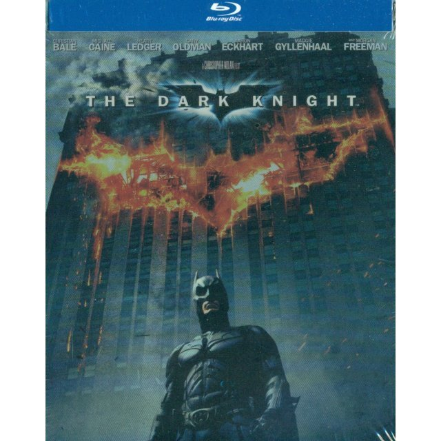 The Dark Knight [SteelBook]