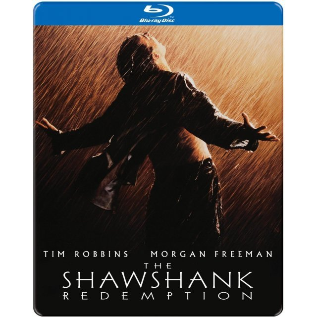 The Shawshank Redemption [SteelBook]