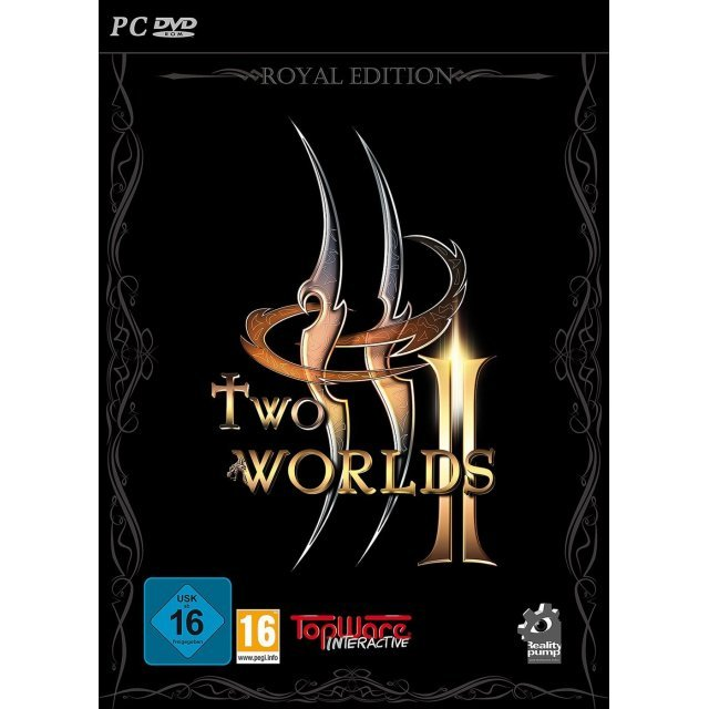 Two Worlds II (Royal Edition) (DVD-ROM)