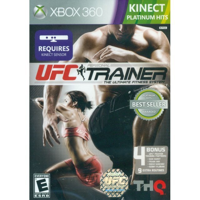 UFC Personal Trainer: The Ultimate Fitness System (Platinum Hits)