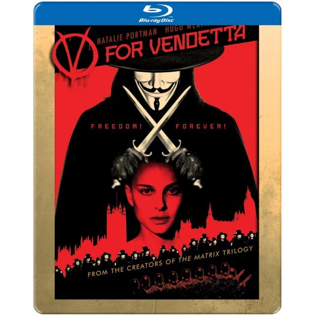 V for Vendetta [SteelBook]