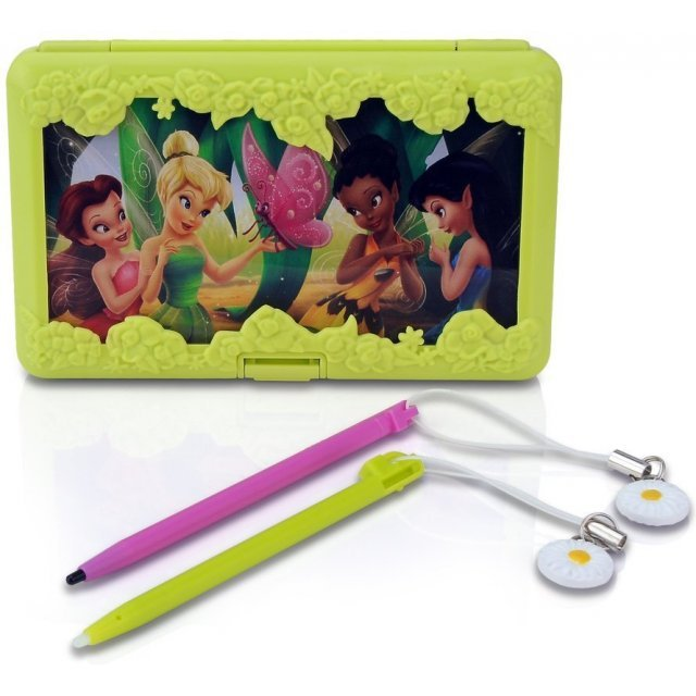 Fairies Game Case and Charm Stylus