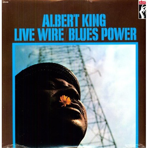 Live Wire-Blues Power