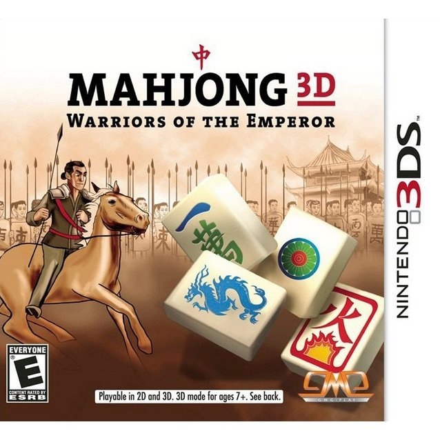 Mahjong 3D: Warriors of the Emperor