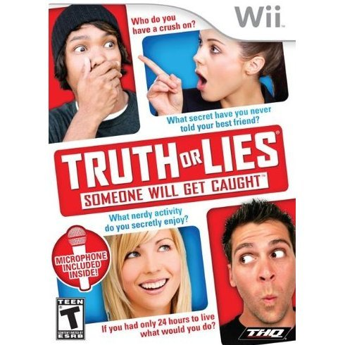 Truth or Lies (w/ Microphone)