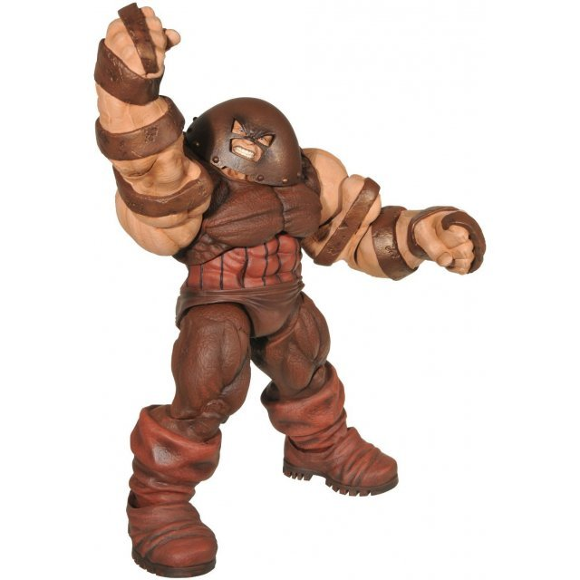 Marvel Select Non Scale Pre-Painted Action Figure: Juggernaut