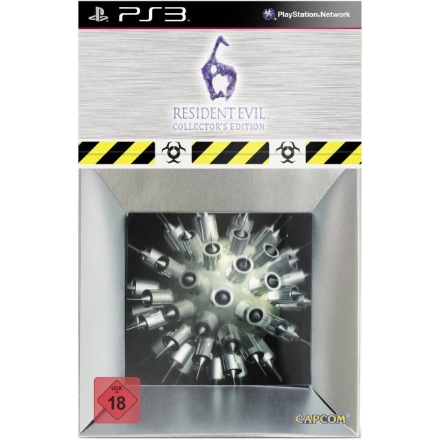 Resident Evil 6 (Collector's Edition)