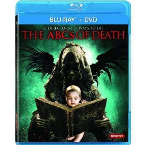 The ABCs of Death [Blu-ray+DVD]
