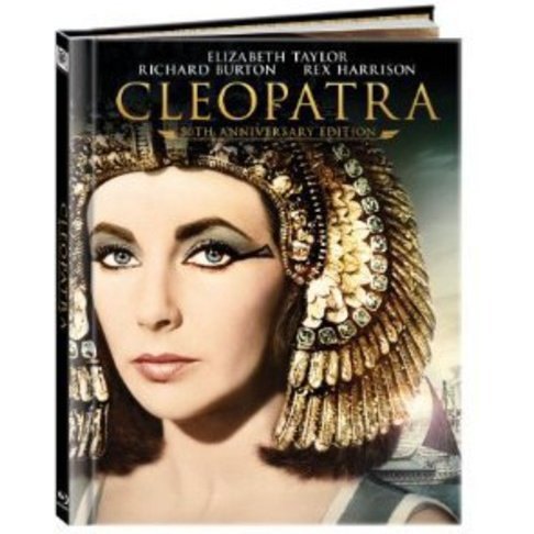 Cleopatra [Blu-ray+Book Limited Edition]