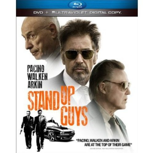 Stand Up Guys [Blu-ray+UV Digital Copy]